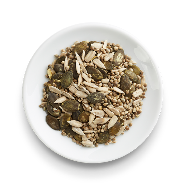 Snack Power Mix: Mix of Toasted Seeds