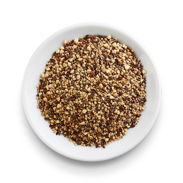Mix of Toasted Seeds