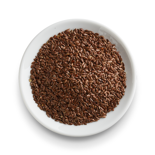 Toasted Flax Seeds