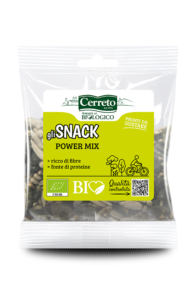Snack Power Mix
